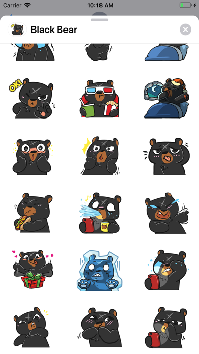 Black - Bear screenshot 3