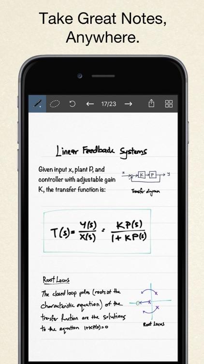Inkflow Plus Visual Notebook screenshot-3