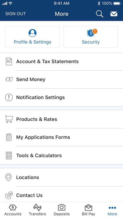 Navy Federal Credit Union screenshot-5