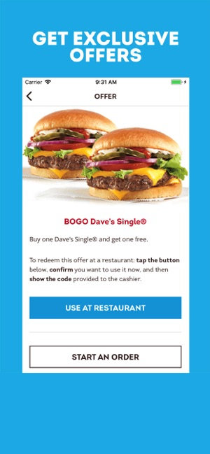 Wendy's on the App Store