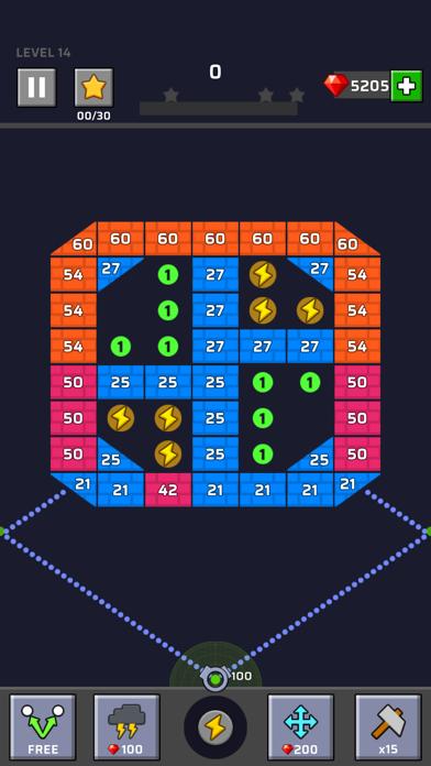 Brick Out - Shoot the ball screenshot 2