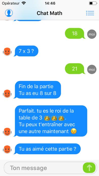Math Chat - Prof de math robot