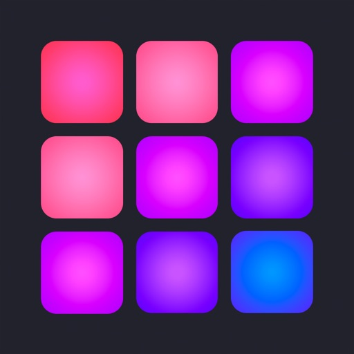 Drum Pad Machine - Beat Maker iOS App
