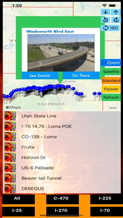 Traffic Cameras Colorado Pro screenshot 3