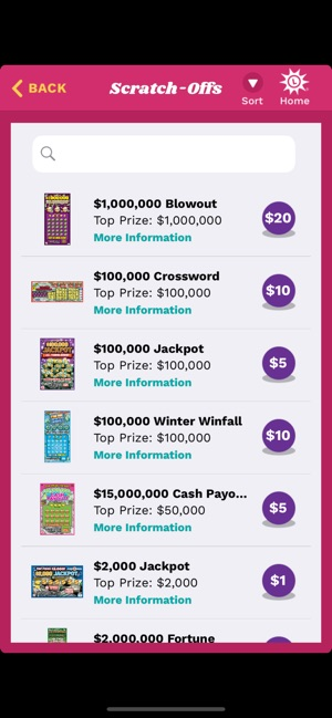 MD Lottery on the App Store