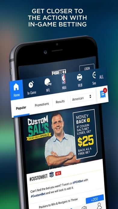 FOX Bet Sportsbook & Casino screenshot 4