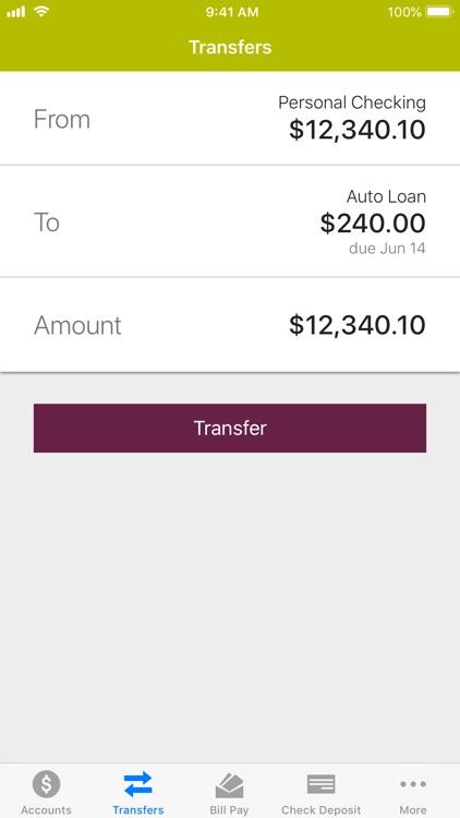 Jovia Financial Credit Union screenshot-3