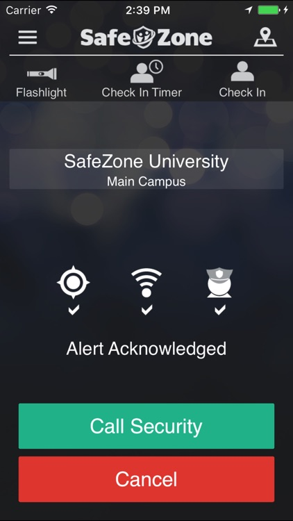 SafeZone screenshot-4
