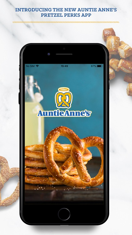 Auntie Anne's Pretzel Perks screenshot-0