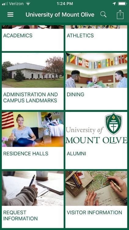 University of Mount Olive Tour