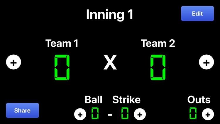 Virtual Scoreboard screenshot-5