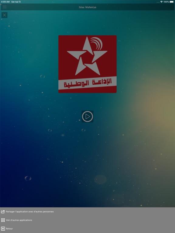 Les radios de Maroc Sans Pub-ipad-2