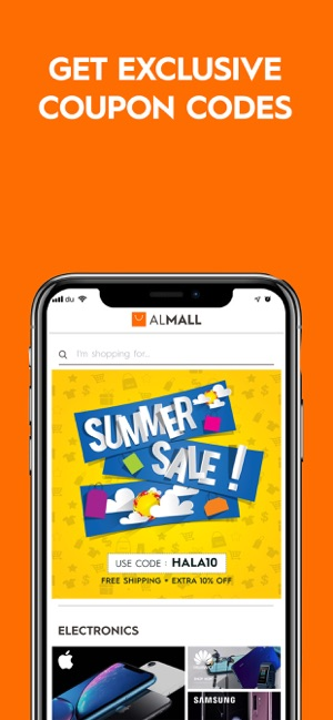 6aef4bfde المول - ALMALL Shopping App on the App Store