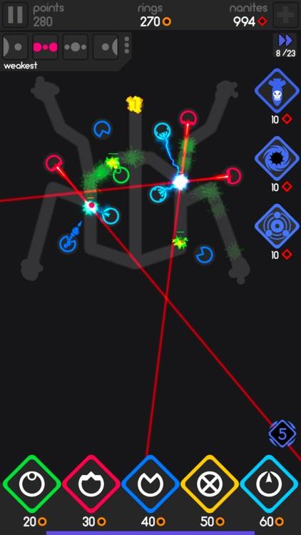 Color Defense - Tower Defense screenshot-0