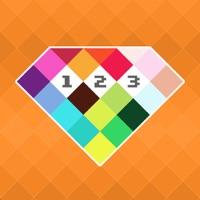 Codes for Color By Number! Pixel Art Hack