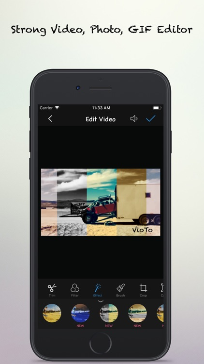 Vioto - Gif Maker Video Editor screenshot-4
