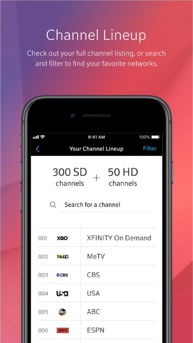download Xfinity My Account apps 5