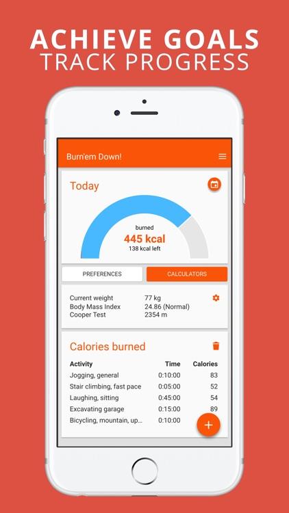 Burn Calories & Lose Belly Fat