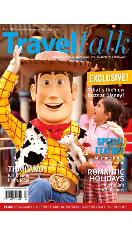 Traveltalk Magazine screenshot-3