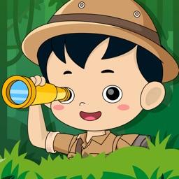Timmy and the Jungle Safari