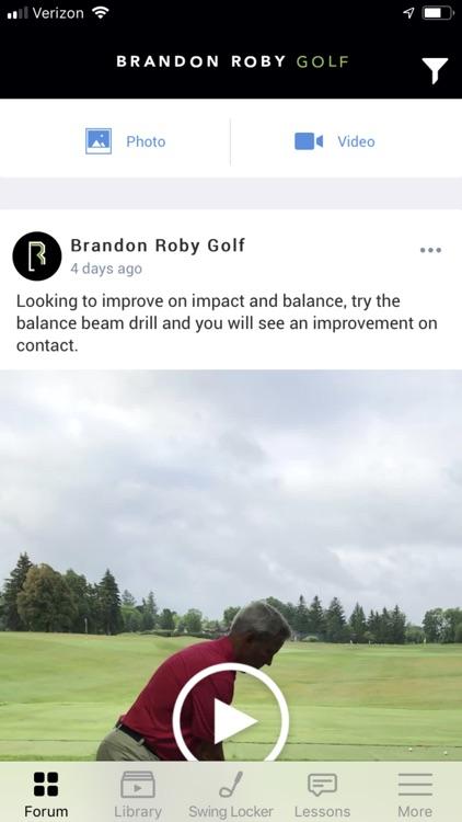 Brandon Roby Golf