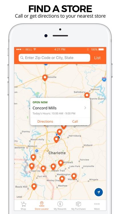 Rack Room Shoes - Mobile App screenshot-4