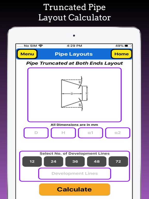 Branch Pipe Layouts Pro screenshot 12
