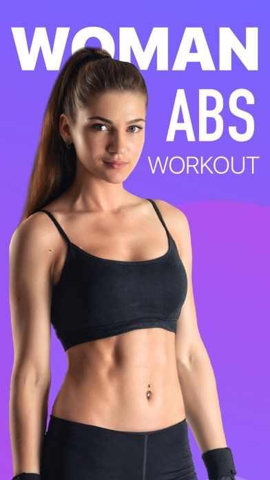Female Fitness - Abs Workout screenshot