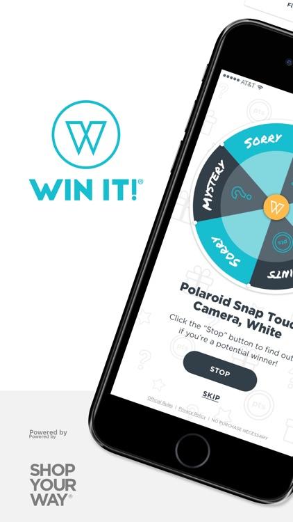 Win It! - Win What You Want screenshot-0