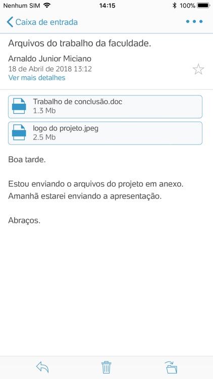 UOL Mail Pro screenshot-3