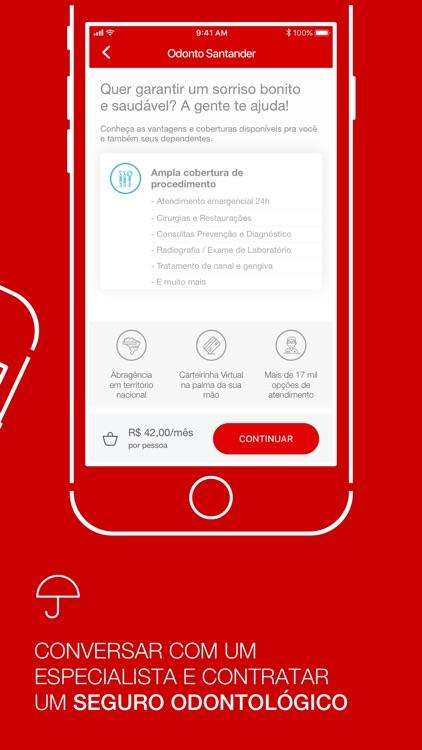 Santander Brasil screenshot-4