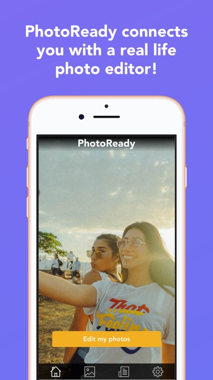 PhotoReady: Real photo editors