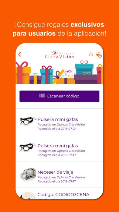 Ópticas ClaraVisión screenshot four