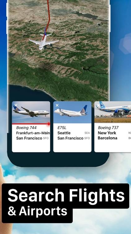 Flight Live: Flightradar screenshot-3