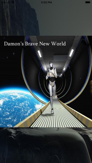 Damon's Brave New World screenshot one