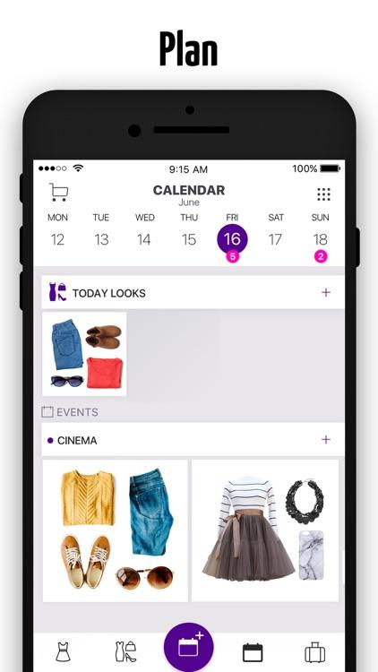 My Wardrobe - Clothes Tracker