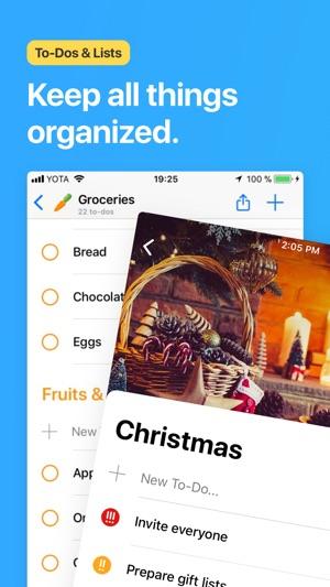 Pocket Lists 2: Tasks & Lists on the App Store