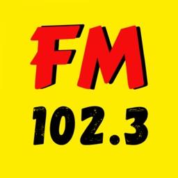 102.3 FM Radio stations