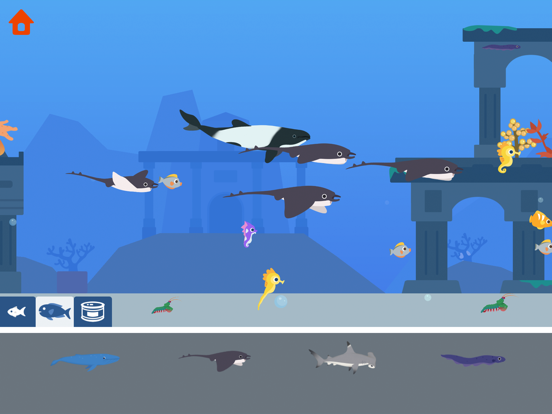 恐竜アクアアドベンチャー - 子供向けのゲームのおすすめ画像9