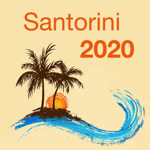 Santorini 2020 — offline map