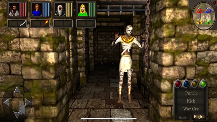 Dungeon Master 2K screenshot-7