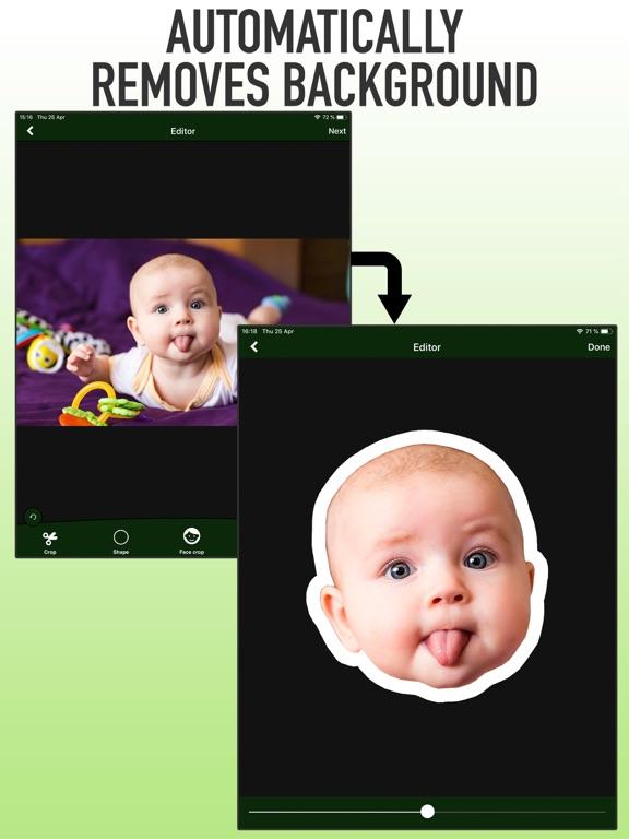 Stickers Maker WhatsAp screenshot 6