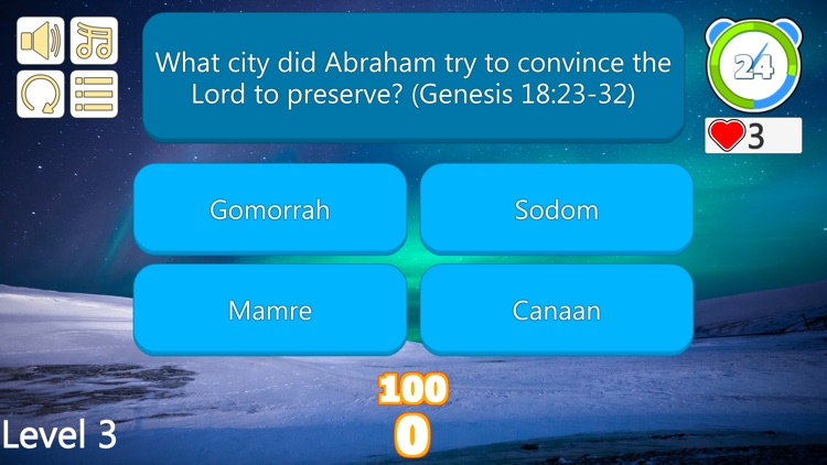 Bible Trivia Quiz Questions