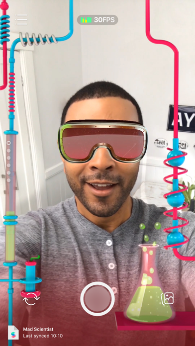 Spark AR Player screenshot 1