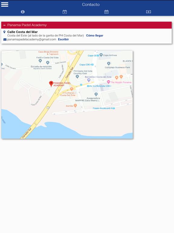 Panama Padel Academy screenshot 7