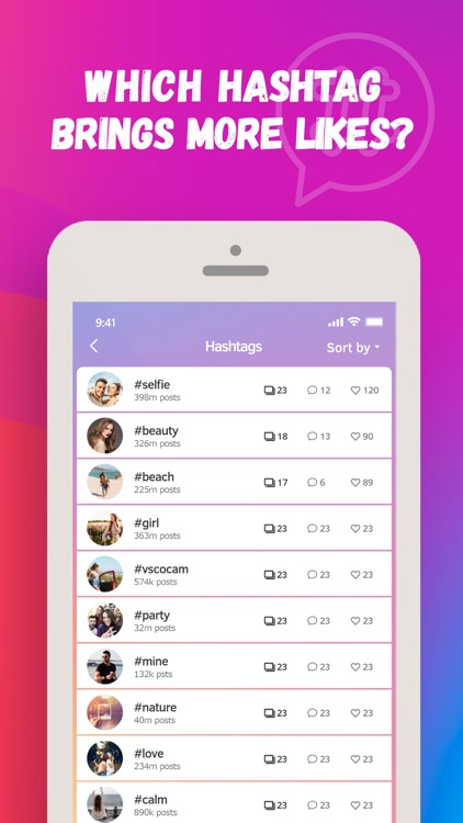 TrackMe: tracker for Instagram