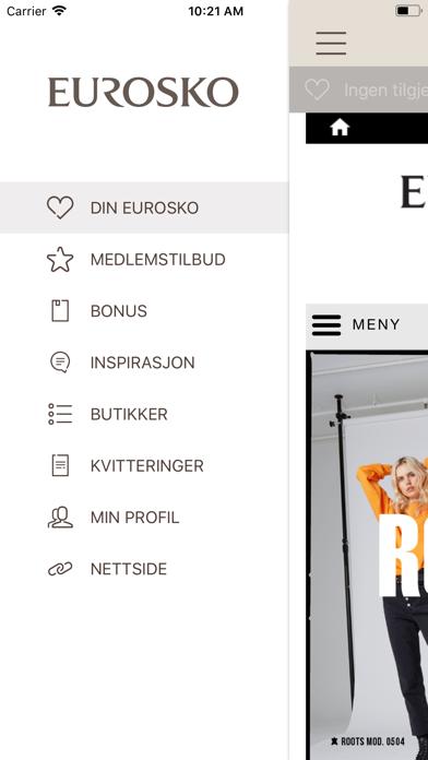 Eurosko screenshot one