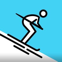 SkiPal - Accurate Ski Tracks