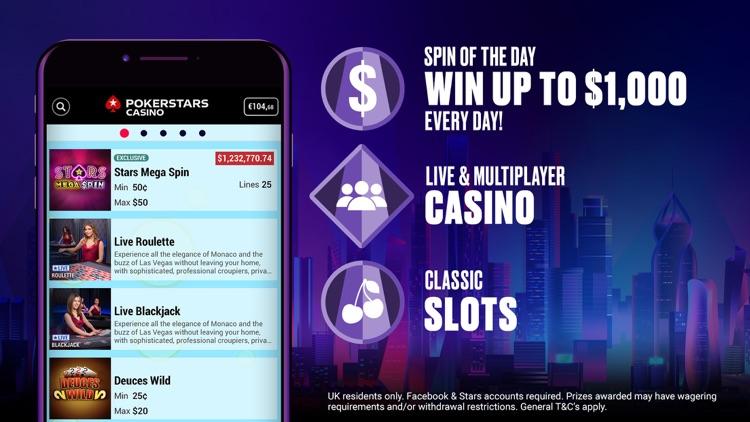 PokerStars Casino Games Online