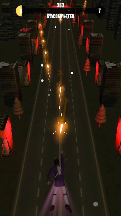 Super Hero Flying Battle screenshot-0